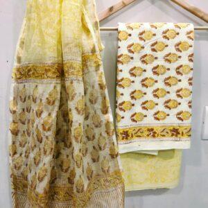 Cotton Kota Doriya Suit